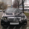 Автомобиль бизнес-класса Mercedes-Benz E-class  W212